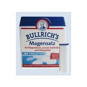 Bullrichs Magensalz Tabletten