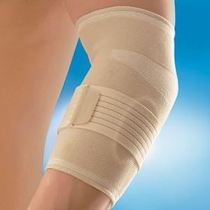 Futuro Ellenbogen Epikondylitis Bandage links/rechts beige