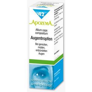 Apozema Allium cepa compositum Augentropfen Nr. 42