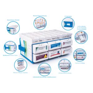 Pillbase Medikamentendispenser