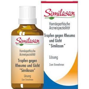 Similasan Rheuma- und Gichttropfen