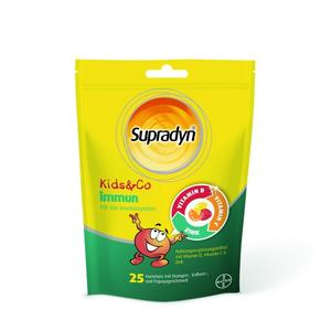 Supradyn Immun Kids+Co Gums