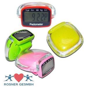 Rosner Pedometer PED1, mit Kalorienverbrauch