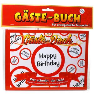 "Das lustige Gästebuch ""Happy Birthday"""