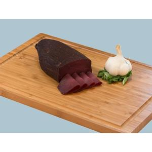 Ebner Rinderrohschinken 100 Gramm geschnitten