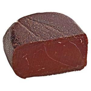 Ebner Hirschrohschinken 100 Gramm geschnitten