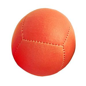 Jonglierball Filzis Cube 90g, Orange