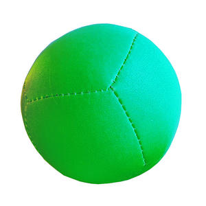 Jonglierball Filzis Cube 90g, Grün