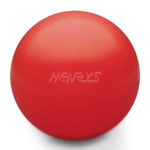 Jonglierball HIX-Russian-Ball 62mm, ROT