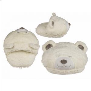 Kuschel-Fußwärmer, Eisbär