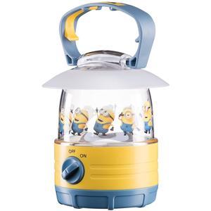 5 mm LED Minions Lantern Campingleuchte/Nacht-/Taschenlampe, Orientierungslicht, Stimmungslicht, geeignet für Camping und Kinderzimmer mit den Minions