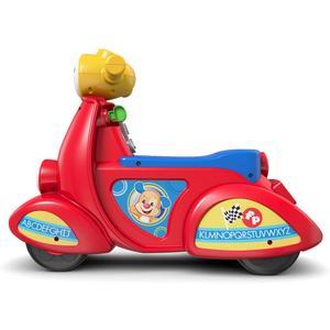 Lernspaß Motorroller