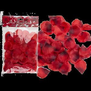 Rote Rosenblätter ca. 150 Stück