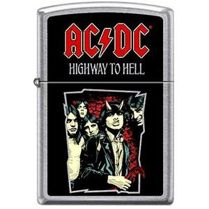 Benzinfeuerzeug AC/DC - Highway to Hell