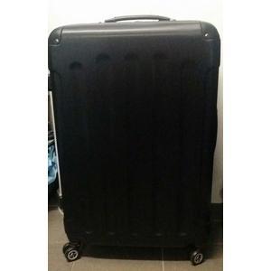 Hartschalen-Koffer schwarz 60x40x26 3,6kg