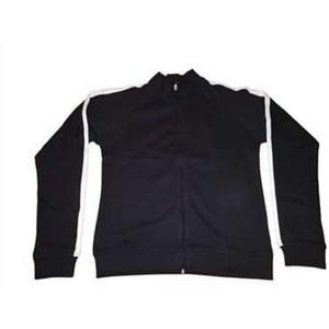 Damen Sport Training Jacke schwarz S - XL