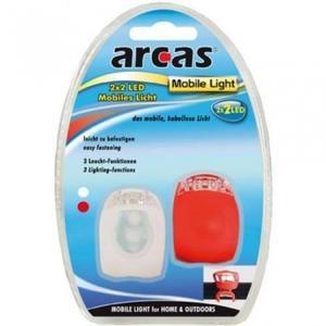 Arcas Mobile LED Aufstecklichter