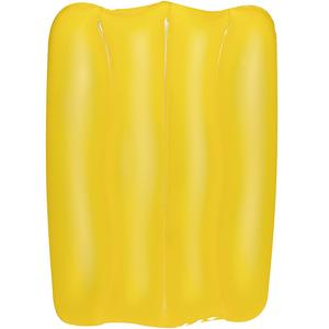 Kissen WavePillow, 38x25x5cm gelb