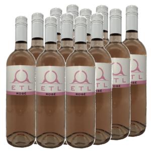 Rosé - Blaufränkisch 12er Karton - 10+2Gratis