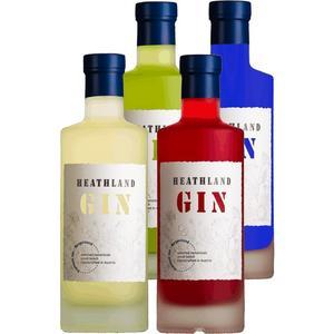 Heathland Gin 4er Tasting-Set