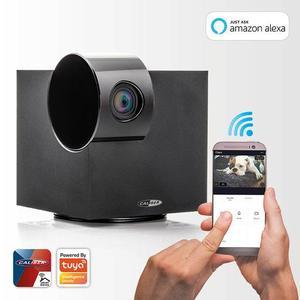 Smarthome Caliber HWC202PT IP-KAMERA 1080P HD INDOOR WIFI, APP gesteuert, Tuya