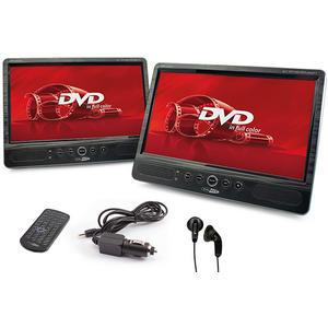 """Caliber MPD2010T 10"""" LED Doppel Aktiv DVD/USB/SD"""