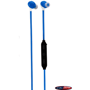 Caliber MAC060BT/A - Bluetooth In-Ear Kopfhörer, Aktiv inkl Akku - Farbe Blau