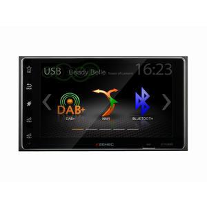 "ZENEC Z-N328 - 2-DIN Smartlink Infotainer, DAB+, Spotify "" ohne Kartenmaterial """