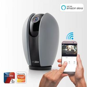 Smarthome Caliber HWC201PT IP-KAMERA 1080P HD INDOOR WIFI, APP gesteuert, Tuya, Webcam