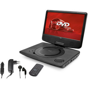 "Caliber MPD110 Tragbarer 10"" TFT DVD/USB/SD Spieler"