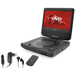 "Caliber MPD107 Tragbarer 7"" TFT DVD/USB/SD Spieler"