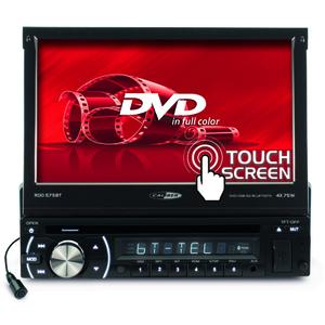 "CALIBER RDD 575 BT 1DIN 7"" DVD BT USB MONICEIVER"