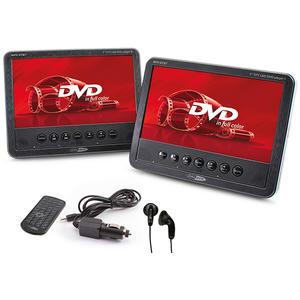 "Caliber MPD278T 7"" LED Doppel Aktiv DVD/USB Spieler"