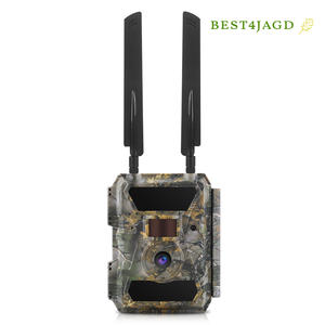 4G LTE Wild- Überwachungskamera, der neusten Generation, offen für alle SIM Karten!