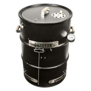 Big Poppa Drum Smoker Kit (ohne Fass)