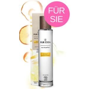 PUR EDEN Bio Eau de Parfum - Extrait d'Hesperides 50 ml