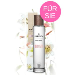 PUR EDEN Bio Eau de Parfum - Fleur Boréale 50 ml