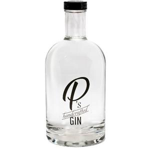 P´s GIN 0,7lt handcrafted 41%