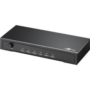 UK - HDMI™ Splitter Ultra HD 4K/2K, 1 Eingang / 4 Ausgänge verteilt ein HDMI™ Signal auf bis zu 4 Bildschirme