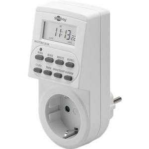 Digitale Zeitschaltuhr präzise und komfortable Steuerung von elektronischen Geräten