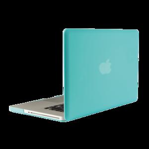 """Hartschalen Schutzhülle für das MacBook Pro 15.4"""", Aqua blau"""