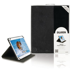 "Tablet Folienetui 9.7"" Universal Schwarz"