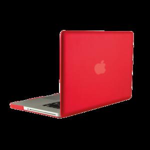 """Hartschalen Schutzhülle für das MacBook Pro 13.3"""", kirschrot"""