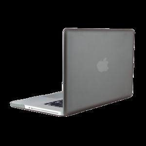 """Hartschalen Schutzhülle für das MacBook Pro 13.3"""", stahlgrau"""