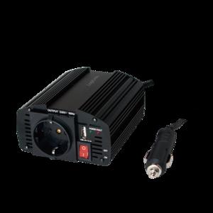 Kfz-Spannungswandler, 1x USB-A, 150W