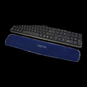 Tastatur Gel Handballenauflage, blau