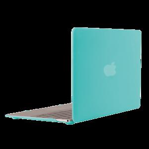 """Hartschalen Schutzhülle für das MacBook Air 11"""", Aqua blau"""
