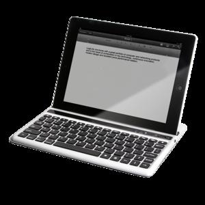 Bluetooth Tastatur für iPad 2/the new iPad