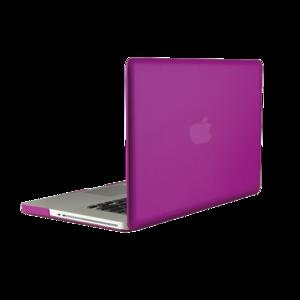 """Hartschalen Schutzhülle für das MacBook Pro 15.4"""", violett"""