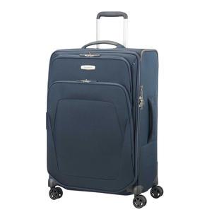 Samsonite Trolley Spark SGN Spinner 67 cm Koffer 92L Blau 87605-1090